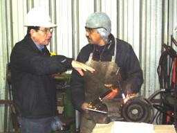 Mantenimiento de equipos y máquinas de soldar
