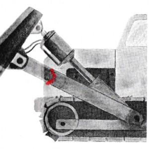 Brazo de Tractor: Trabajos mecánicos
