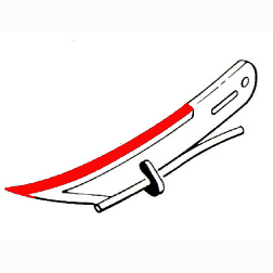 Cuchillas Inyectoras Placas