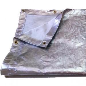 Manta aluminio